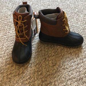 Gap boys 12/13 NWT duck boots/rain boots